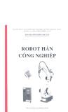 Robot hàn công nghiệp part 1