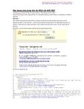 Xây dựng ứng dụng đọc tin RSS với ASP.NET