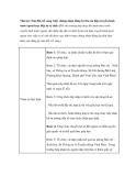 Thủ tục: Sửa đổi, bổ sung Giấy chứng nhận đăng ký thu tín hiệu truyền hình nước ngoài trực tiếp từ vệ tinh (Đối với trường hợp thay đổi danh mục kênh truyền hình nước ngoài, địa điểm lắp đặt và thiết bị thu tín hiệu truyền hình nước ngoài trực tiếp từ vệ tinh đã được quy định trong chứng nhận đăng ký phải thực hiện việc đăng ký sửa đổi, bổ sung)
