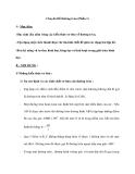 Chuyên Đề Đường tròn (Phần 1)