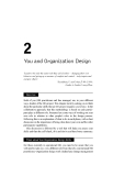 Managerial overload and elsevier organization design_1