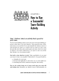 Quick Team-Building Activities for Busy Managers 50 Exercises That Get Results in Just 15 Minutes_1