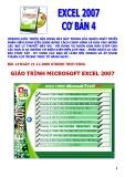 Excel 2007 cơ bản 4