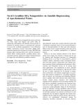 "Báo cáo hóa học: ""   Novel Crystalline SiO2 Nanoparticles via Annelids Bioprocessing of Agro-Industrial Wastes"""