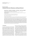"""Báo cáo sinh học: """" Research Article Automatic Detection of Dominance and Expected Interest"""""""