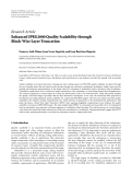 """Báo cáo sinh học: """"  Research Article Enhanced JPEG2000 Quality Scalability through Block-Wise Layer Truncation"""""""