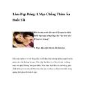 Làm Đẹp Dáng: 8 Mẹo Chống Thèm Ăn Buổi Tối