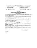 Mẫu 21: Quyết định công nhận danh hiệu Chiến sỹ thi đua cơ sở thuộc thẩm quyền của Thủ trưởng các đơn vị