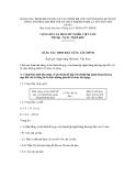 MẪU BẢNG XÁC ĐỊNH KHẢ NĂNG VỀ TÀI CHÍNH ĐỂ GÓP VỐN THÀNH LẬP NGÂN HÀNG THƯƠNG MẠI ĐỐI VỚI TỔ CHỨC KHÔNG PHẢI LÀ TỔ CHỨC TÍN DỤNG