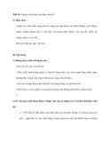 Tiết 10 :Luyện viết đoạn văn theo chủ đề