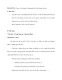 Tiết 16,17,18: Củng cố,rèn luyện kĩ năng phân tích tác phẩm văn học