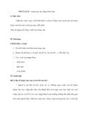 Tiết 22,23,24 Luyện tập xây dựng đoạn văn