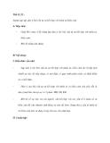 Tiết 31,32 : Luyện tập lập dàn ý bài văn tự sự kết hợp với miêu tả,biểu cảm