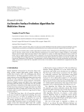 "báo cáo hóa học:""  Research Article An Iterative Surface Evolution Algorithm for Multiview Stereo"""