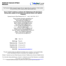 """Báo cáo hóa học: """" Novel C16orf57 mutations in patients with Poikiloderma with Neutropenia: bioinformatic analysis of the protein and predicted effects of all reported mutations"""""""