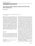 "Báo cáo hóa học: "" Electrostatically Shielded Quantum Confined Stark Effect Inside Polar Nanostructures"""