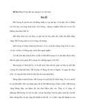 Đề bài: Hãy kể tóm tắt câu chuyện Cây bút thần
