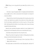 Đề bài: Trong vai con cá vàng, hãy kể lại câu chuyện Ông lão đánh cá và con cá vàng