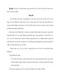 Đề bài: Trong vai Mã Lương trong truyện Cây bút thần, hãy kể lại một việc làm có ích của mình