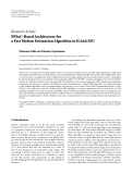 """báo cáo hóa học:""""   Research Article FPSoC-Based Architecture for a Fast Motion Estimation Algorithm in H.264/AVC"""""""