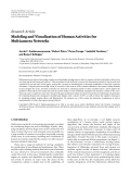 """báo cáo hóa học:""""  Research Article Modeling and Visualization of Human Activities for Multicamera Networks"""""""