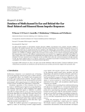 """báo cáo hóa học:""""   Research Article Database of Multichannel In-Ear and Behind-the-Ear Head-Related and Binaural Room Impulse Responses"""""""