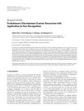 "báo cáo hóa học:""   Research Article Evolutionary Discriminant Feature Extraction with Application to Face Recognition"""