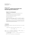 """Báo cáo hóa học: """" Research Article A Class of p-q-Laplacian Type Equation with Potentials Eigenvalue Problem in RN"""""""