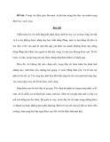 Đề bài: Trong vai thầy giáo Ha-men, tả lại tâm trạng lên lớp của mình trong Buổi học cuối cùng.