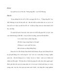 """Đề bài : Suy nghĩ của em về bài thơ """"Viếng lăng Bác"""" của Viễn Phương"""