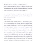 Tham khảo một số đoạn văn nghị luận về vấn đề xã hội (Phần 1)