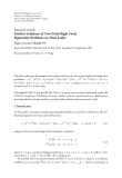 """Báo cáo hóa học: """"Research Article Positive Solutions of Two-Point Right Focal Eigenvalue Problems on Time Scales"""