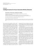 "Báo cáo hóa học: "" Editorial Intelligent Systems for Future Generation Wireless Networks"""