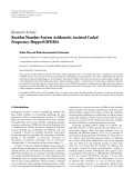 """Báo cáo hóa học: """"Research Article Residue Number System Arithmetic Assisted Coded Frequency-Hopped OFDM"""""""