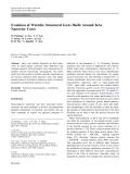 "Báo cáo hóa học: "" Evolution of Wurtzite Structured GaAs Shells Around InAs Nanowire Cores"""
