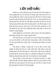 Nội dung chính bài kiến tập công ty cổ phần thủy sản Bình Định