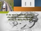Thuyết trình: Ví dụ minh họa quản lý rủi ro cho dự án tuyến đường sắt đô thị thí điểm TP.Hà Nội