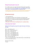 Tính thuế thu nhập cá nhân