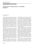 """Báo cáo hóa học: """" Nanoelectrodes for Molecular Devices: A Controllable Fabrication"""""""
