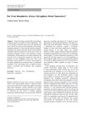 """Báo cáo hóa học: """"  Do Twin Boundaries Always Strengthen Metal Nanowire"""""""