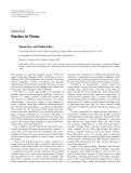 """Báo cáo hóa học: """"Simon Lucey and Tsuhan Chen"""""""