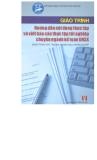Giáo trình hướng dẫn nội dung thực tập và viết báo cáo thực tập tốt nghiệp chuyên ngành kế toán DNSK part 1