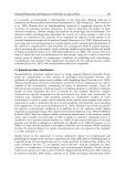 Herbicides Environmental Impact Studies and Management Approaches Part 3