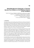 Herbicides Environmental Impact Studies and Management Approaches Part 12