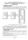 Chương II: Lập Trình Cho PIC Dùng PIC C Compiler