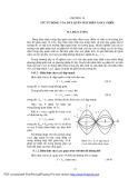 Lý thuyết sức từ động của dây quấn máy điện xoay chiều