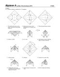Cách xếp máy bay bằng giấy