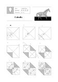 Cách xếp con ngựa bằng giấy