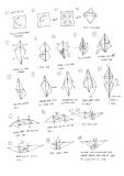 Cách xếp Khủng long châu âu bằng giấy