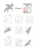 Cách xếp ngựa bay bằng giấy
